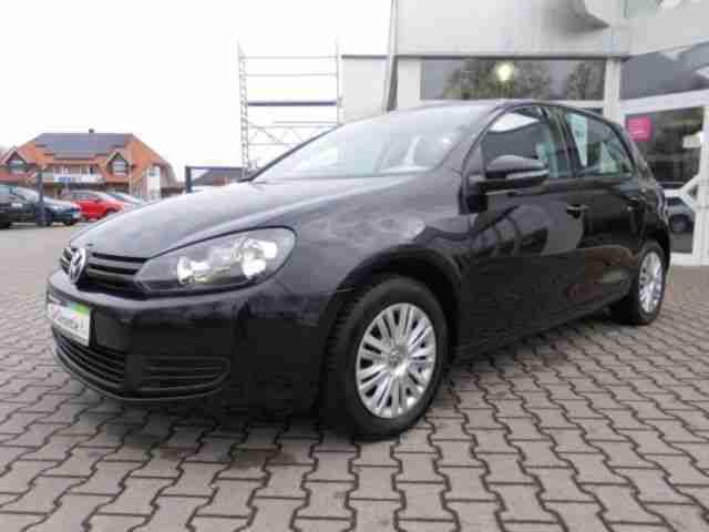 Volkswagen Golf 1.4 Trendline Klimaautomatik - Neue Positionen Volkswagen Pkw.