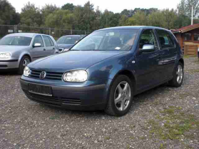 Volkswagen Golf 1.6 Edition