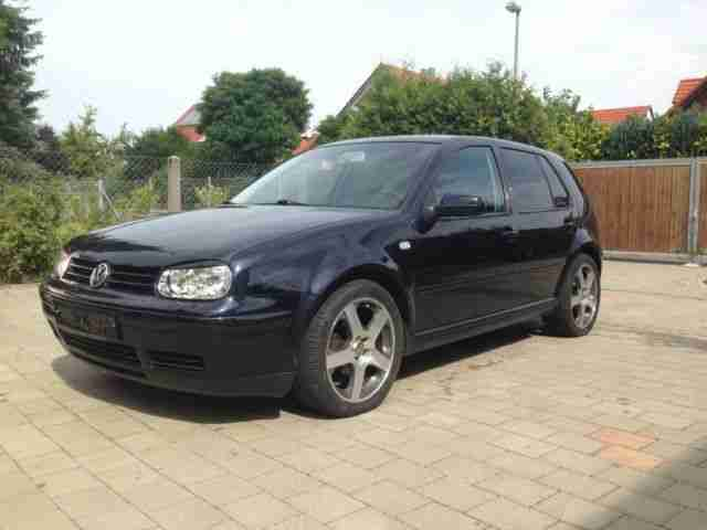 Volkswagen Golf 1.6 Sport Edition