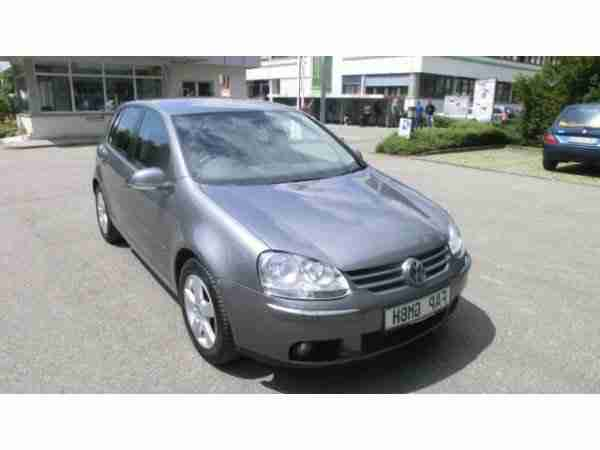Volkswagen Golf 1.9 TDI DPF United