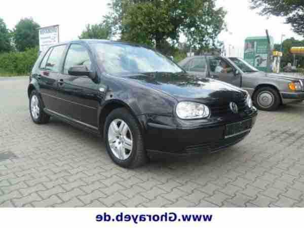 Golf 1.9 TDI Pacific Klimatronik 1.Hand TOP
