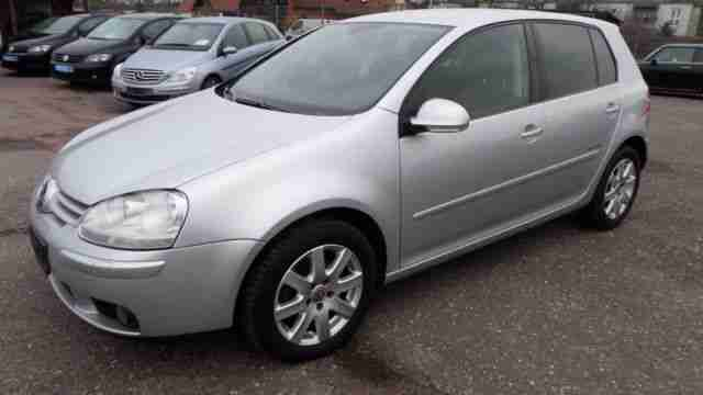 Volkswagen Golf 2.0 TDI DPF United