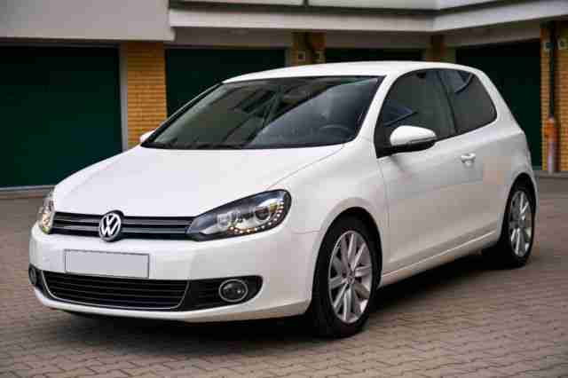 Golf 2.0 TDI Highline DSG Navi 1Hand