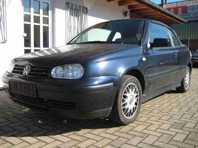 volkswagen golf iv cabrio 2 0 stoffverdeck neue. Black Bedroom Furniture Sets. Home Design Ideas