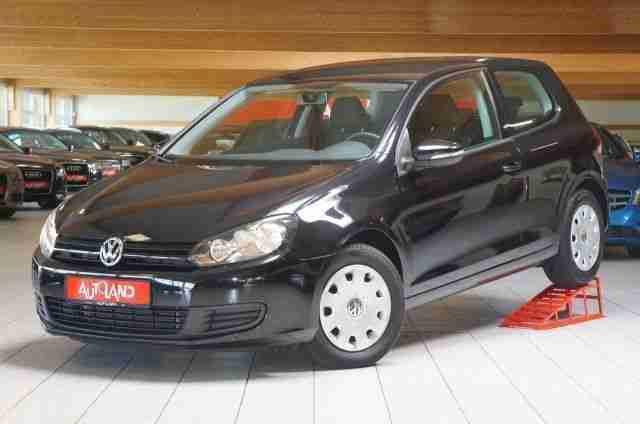 Volkswagen Golf Vi 1 6i Aus 1 Hand Klima Radio Neue