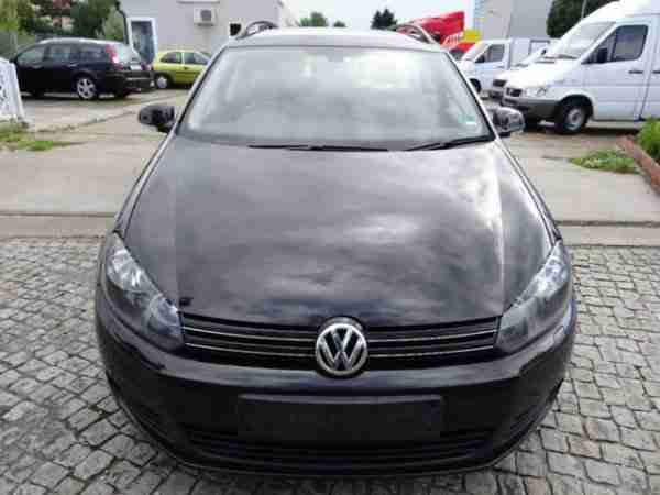 volkswagen golf vi variant comfortline 1 6 tdi neue. Black Bedroom Furniture Sets. Home Design Ideas