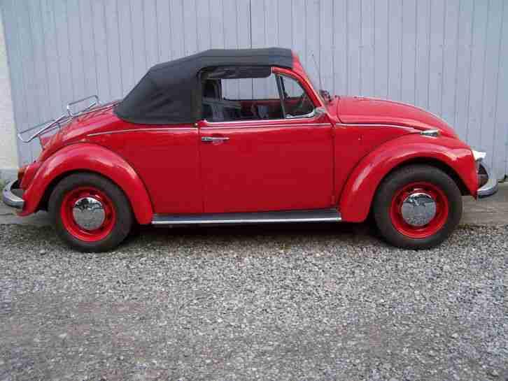 volkswagen kafer beetle 1300 speedster cabrio topseller oldtimer car group. Black Bedroom Furniture Sets. Home Design Ideas