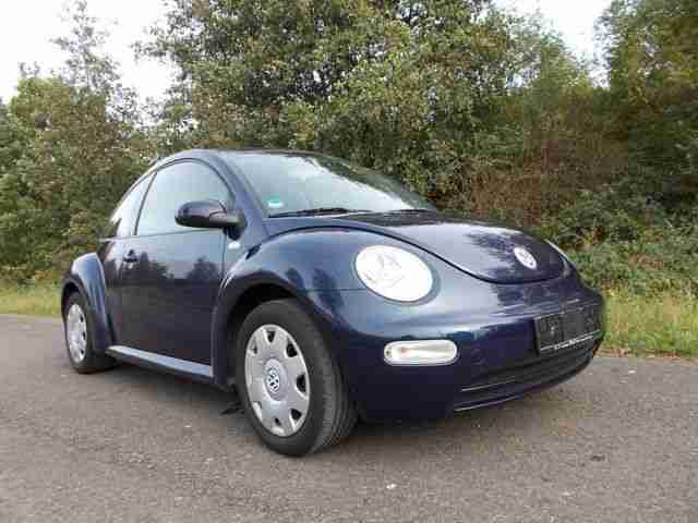 Volkswagen New Beetle 1.6 en vogue Klima GRÜNE