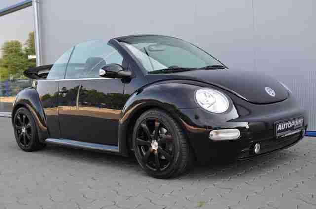 volkswagen new beetle 2 0 highline leder neue positionen. Black Bedroom Furniture Sets. Home Design Ideas