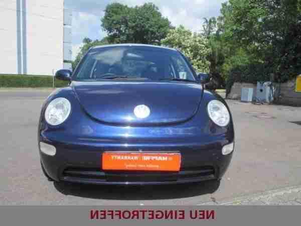 volkswagen new beetle 2 0 klima euro 4 neue positionen volkswagen pkw. Black Bedroom Furniture Sets. Home Design Ideas
