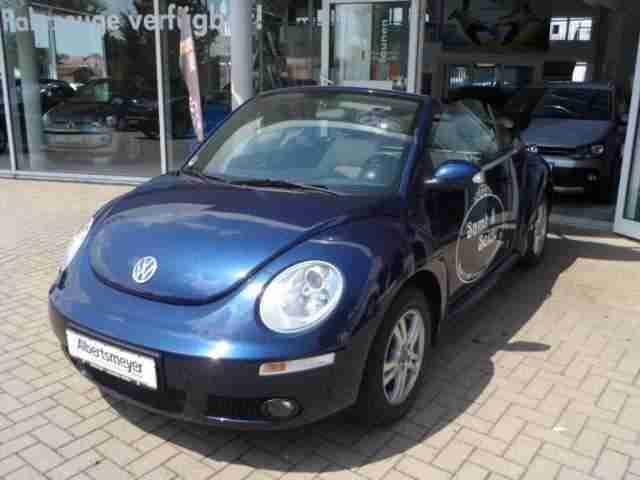 volkswagen new beetle cabrio 1 6 sitzheizung cd neue. Black Bedroom Furniture Sets. Home Design Ideas