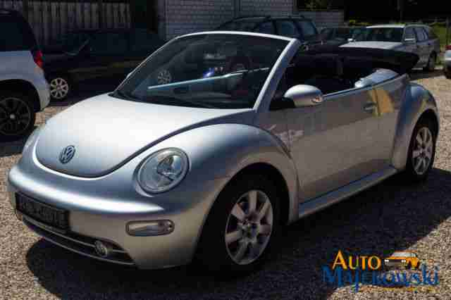 Volkswagen New Beetle Cabrio Highline