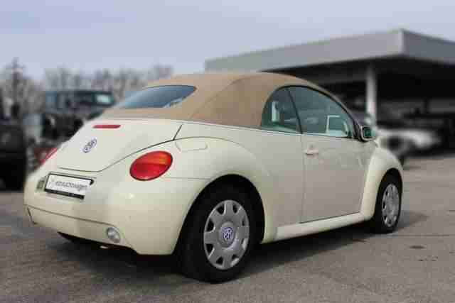 volkswagen new beetle cabriolet 1 6 neue positionen volkswagen pkw. Black Bedroom Furniture Sets. Home Design Ideas