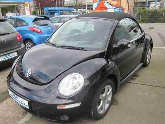 volkswagen new beetle cabriolet 1 6 klima neue positionen volkswagen pkw. Black Bedroom Furniture Sets. Home Design Ideas