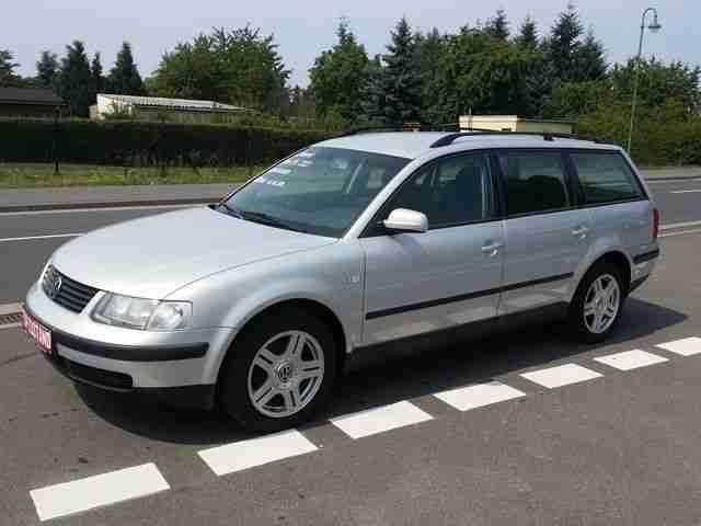 Volkswagen PASSAT 3B VARIANT Kombi KLIMA nur - Neue ...