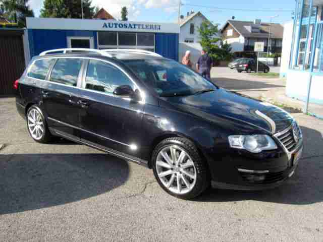 Passat Var. V6 3, 2 Highline 4Motion NAVI