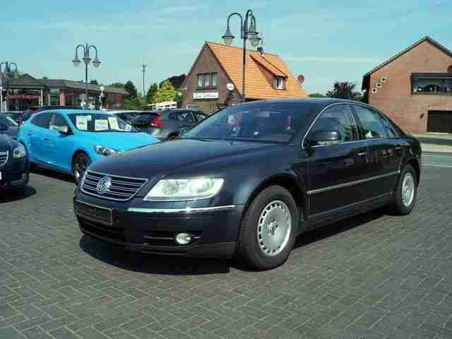 volkswagen phaeton 3 2 v6 mit lpg gasanlage neue. Black Bedroom Furniture Sets. Home Design Ideas