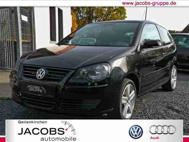 Volkswagen Polo 1.2 Black Edition Audiosystem RCD 200,