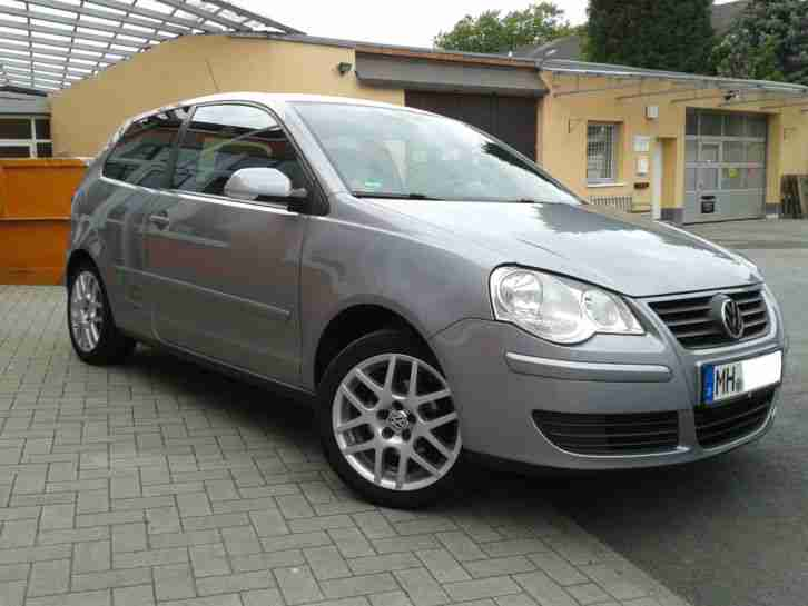 Polo 1.2 Black Silver Edition EZ 10 2008 km