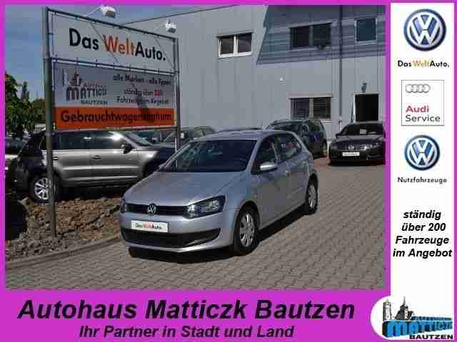 Volkswagen Polo 1.2 Trendline CLIMATIC COLOR 4