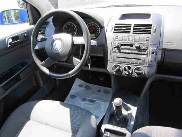 Volkswagen Polo 1.2 i Klima Sitzhzg NSW Radio-CD