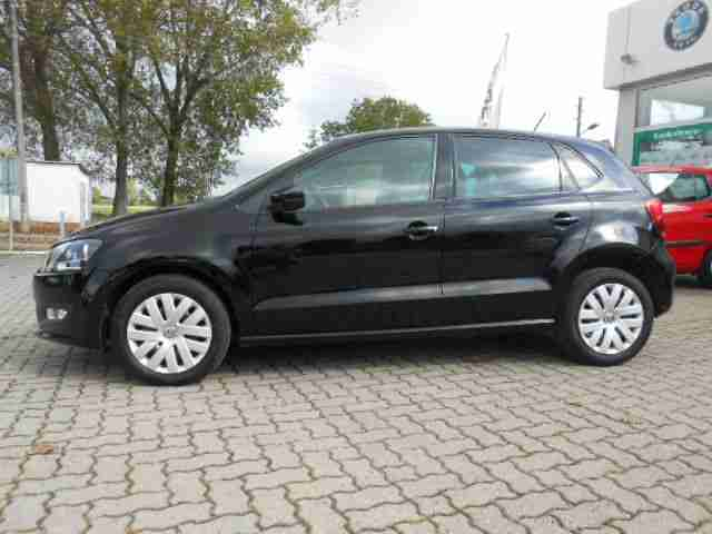 Polo 1.4 Team 86 PS CLIMATRONIC erster Hand