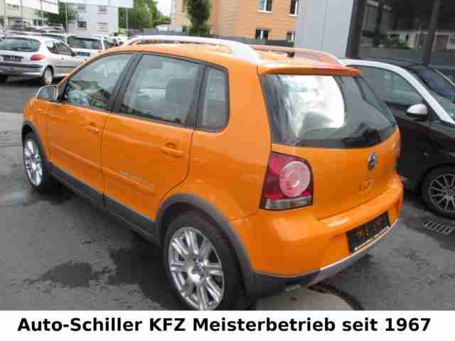 Volkswagen Polo 1.9 TDI CrossPolo