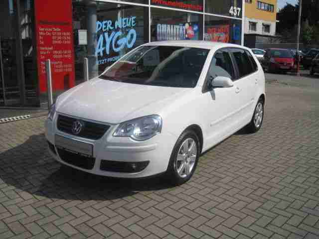 Volkswagen Polo IV 1.4 United