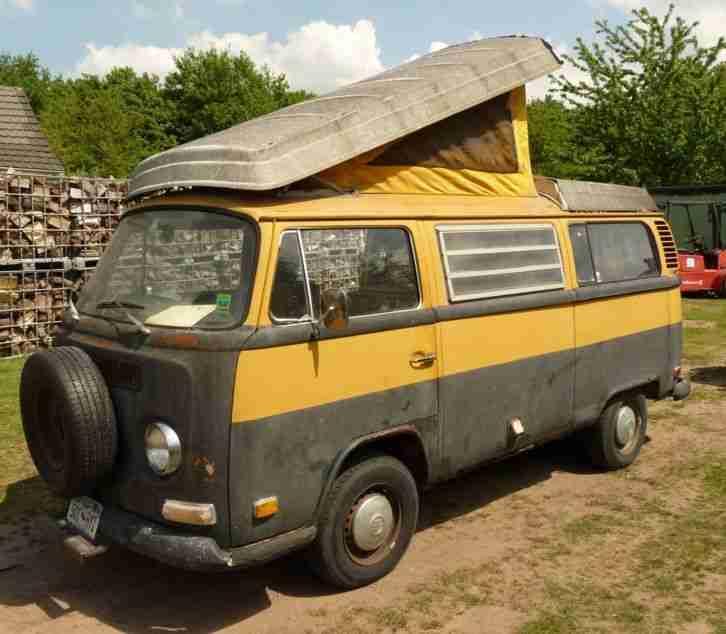 volkswagen t2 bus westfalia camper 1972 neue positionen. Black Bedroom Furniture Sets. Home Design Ideas