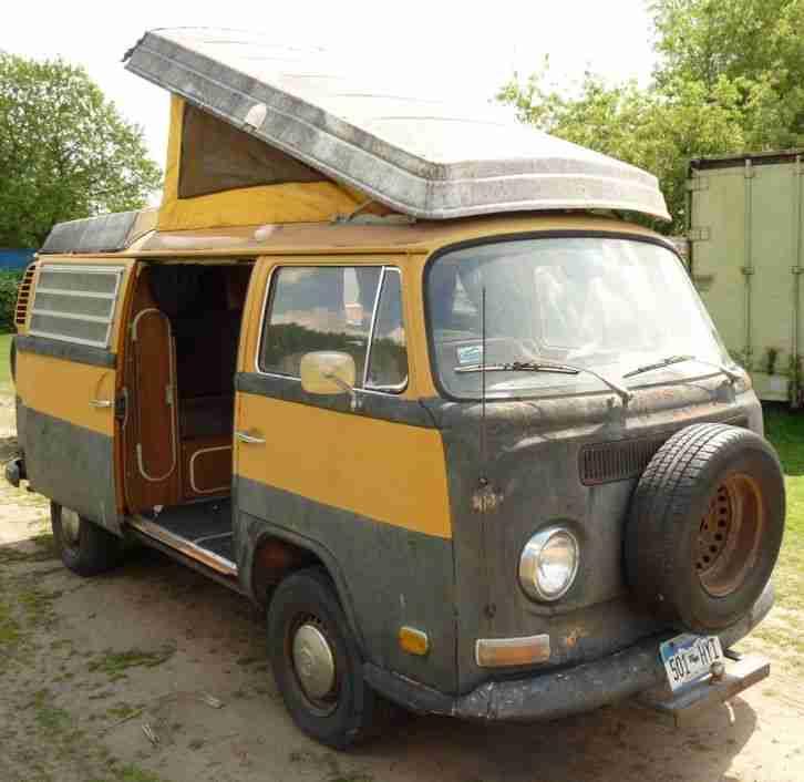 volkswagen t2 bus westfalia camper 1972 neue positionen volkswagen pkw. Black Bedroom Furniture Sets. Home Design Ideas