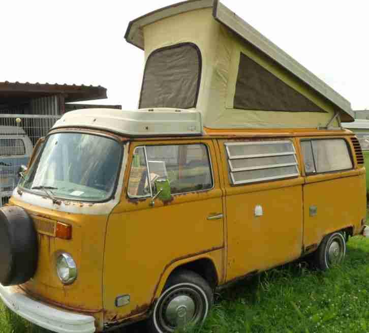 volkswagen t2 bus westfalia camper 1976 neue positionen volkswagen pkw. Black Bedroom Furniture Sets. Home Design Ideas