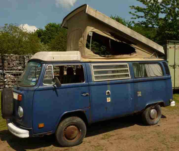 volkswagen t2 bus westfalia camper 1978 neue positionen volkswagen pkw. Black Bedroom Furniture Sets. Home Design Ideas