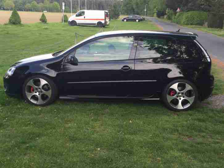 Volkswagen VW GOLF 5 GTI VOLL ABT R32LOOK H&R Gew. TOP