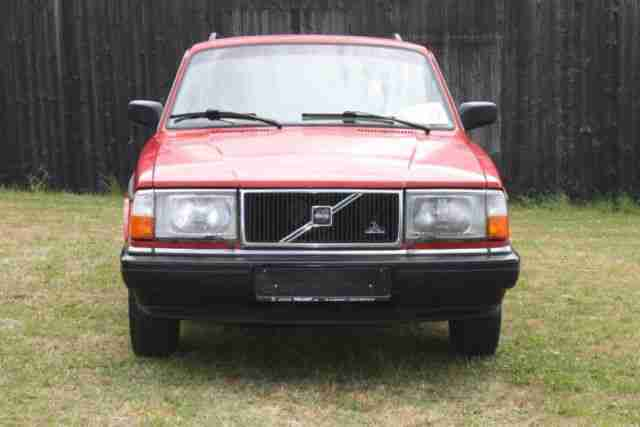 Volvo 240 245 GL Family Edition, 2. Hand