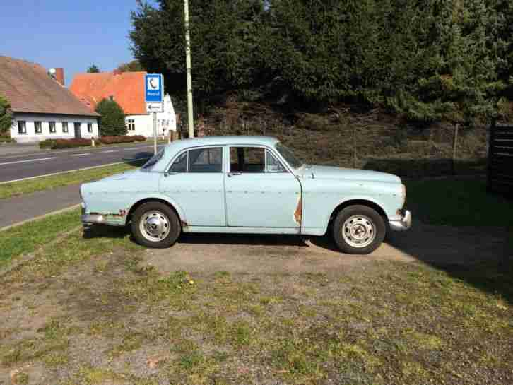 Volvo Amazon P121 B18a BJ 1964