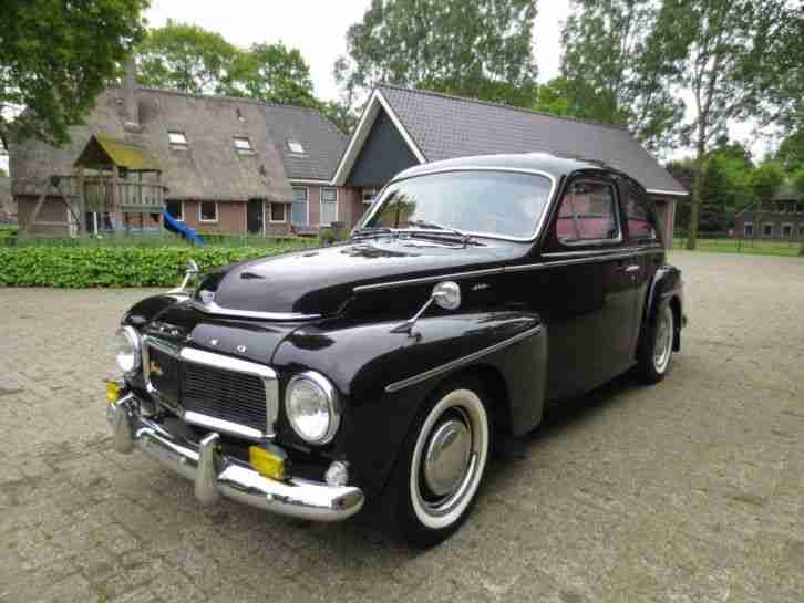 volvo pv 544 b18 1961 buckel topseller oldtimer car group. Black Bedroom Furniture Sets. Home Design Ideas