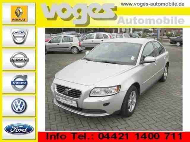 Volvo S40 1.8 Flexi Fuel E85