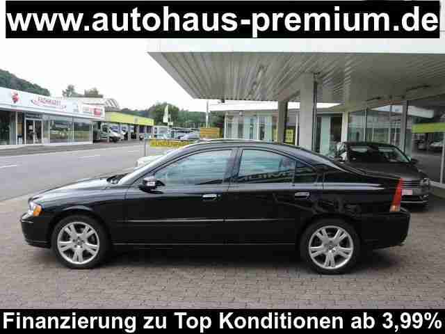 Volvo S60 D5 6-GANG AUTOMATIK * EDITION *