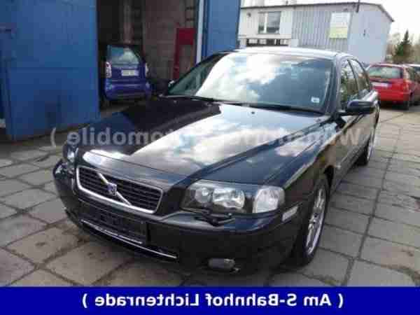 S80 2.5T Black Edition Autom Klima Xenon SD TOP