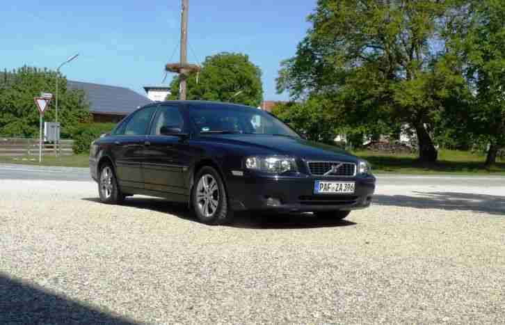 Volvo S80 Automatik 210 PS Summum