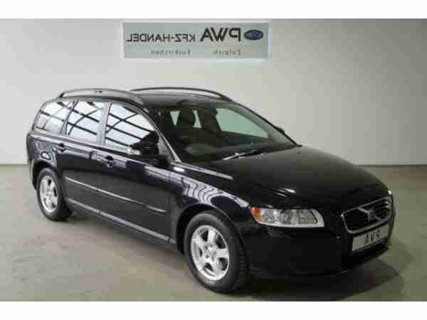 Volvo V50 1.8 Flexi Fuel