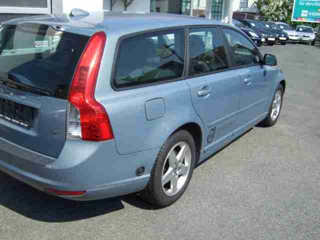 Volvo V50 1.8 Flexi Fuel DRIVe Kinetic,LPG,Klimaaut.