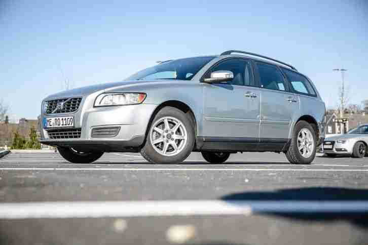 Volvo V50 FLEXI FUEL