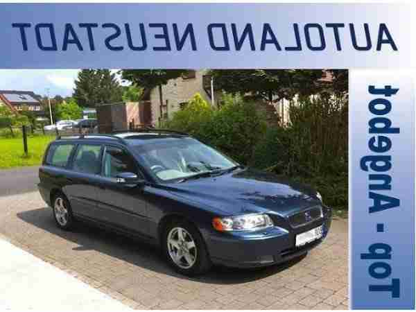 Volvo V70 2.4 D DPF Edition Comport PDC Navi