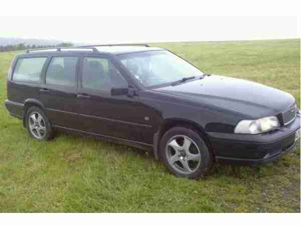 V70 2, 5 Turbo AWD Vollausstattung 2.Hand
