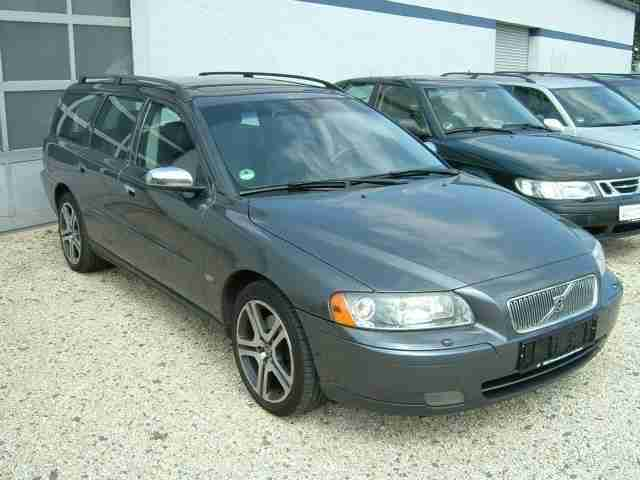 V70 2.5T Dynamic Edition 1. Hd. LEDER AUTOM SD X