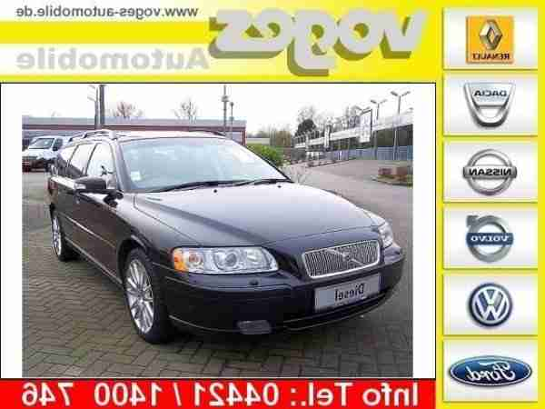 V70 D5 DPF Aut. Edition Sport NAVI RADIO CD