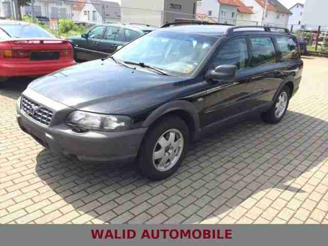 volvo v70 xc awd cross country allrad t v tolle angebote in volvo. Black Bedroom Furniture Sets. Home Design Ideas