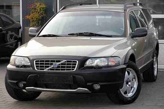 volvo xc 70 2 4 t awd cross country 7 sitzer tolle. Black Bedroom Furniture Sets. Home Design Ideas