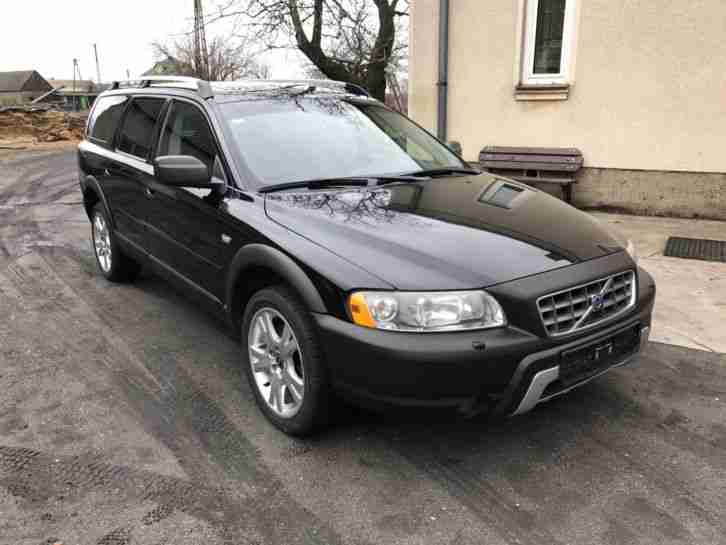 volvo xc 70 xc70 cross country 2006bj 2 4 tolle. Black Bedroom Furniture Sets. Home Design Ideas